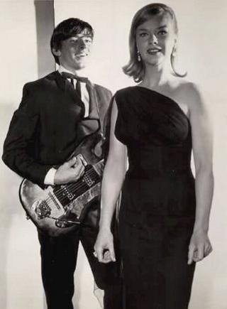 Honey West & Bobby Sherman