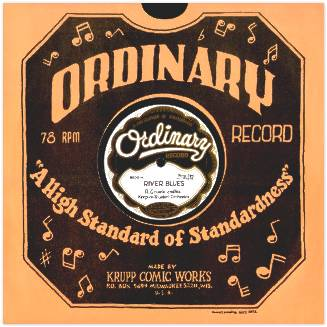 r. crumb - ordinary records