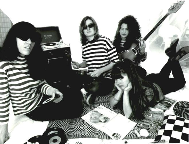 Brood Record Party - Outtake photo from the 'Hitsville' LP
